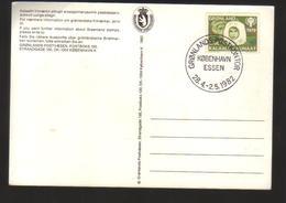 8042- Greenland , Groenland , Postcard - Marcophilie