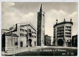 PARMA  LA  CATTEDRALE  ED  IL  BATTISTERO           (NUOVA) - Parma