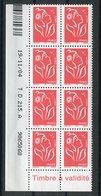 RC 12545 FRANCE MARIANNE DE LAMOUCHE COIN DATÉ NEUF ** TB - France