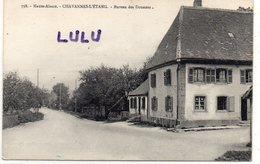 DEPT 68 : édit. Chadourne Belfort N° 798 : Chavannes L Etang Bureau Des Douanes - France