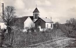 03 - NEURE : L'Eglise - CPSM Dentelée Noir Blanc Format CPA  - Allier - Other Municipalities