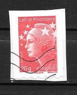 2011 - 599 Oblitéré - Marianne De Beaujard Beaujard - France