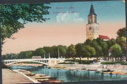 62-343 Suomi Finland Finnland Abo Turku Kirkkosilta Kyrkabron Church Bridge - Finlande