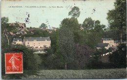 53 - VILLAINES La JUEL -- Le Petit Moulin ( Couleur ) - Villaines La Juhel