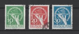 ALLEMAGNE BERLIN. YT   N° 54/56  ( FAUX )  Obl  1949 - [5] Berlijn