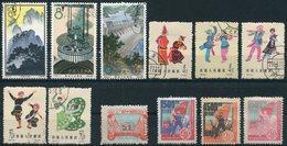 (Cina187) Cina Stamps Lotto - Collections, Lots & Séries