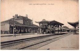 """LES LAUMES -ALESIA  """" La Gare"""" - Autres Communes"""