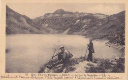 Orlu (09) - Le Lac De Naguilles - Frankreich