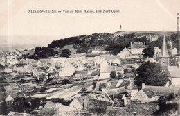 """ALISE SAINTE REINE """" Vue Du Mont Auxois - Autres Communes"""