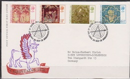 Grossbritannien 1976 MiNr.723 - 726 FDC Weihnachten ( D 3546 )günstige Versandkosten - FDC
