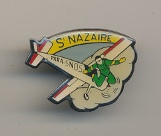 PARA SNOS St NAZAIRE - Parachutting