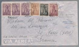 Angola, 1947, Dondo-Paris - Angola