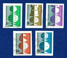 Bulgaria Nº 1142a/6a (sin Dentar) USADO - Bulgaria