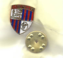 S.P. Molinella Calcio Distintivi FootBall Pins Soccer Pin Spilla Italy Bologna Emilia Romagna - Calcio