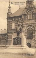 Péronnes-lez-Binche NA3: Monument Aux Glorieux Défenseurs De La Patrie - Binche
