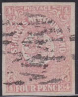 Newfounndland     .   SG  .   18  (2 Scans)         .   O     .   Cancelled        .   /    .  Gebruikt - 1857-1861