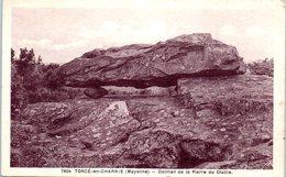 53 - TORCE En CHARNIE -- Dolmen  De La Pierre Du Diable - Autres Communes