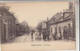 02-seraucourt  La Poste - Other Municipalities