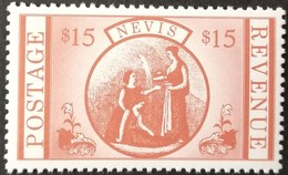 Nevis 1984 Seal Of The Colony - West Indies