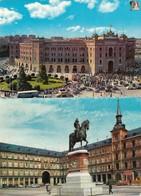 12317-N°. 6 CARTOLINE DI MADRID(SPAGNA)-FG - Madrid