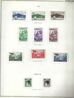 Colonie Française, Lot, Collection, Comores Sur Charnière, Quelques Oblitérés, Bonne Qualité - Collections
