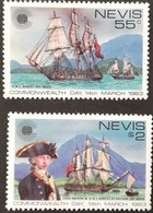 Nevis 1983 Commonwealth Day - West Indies