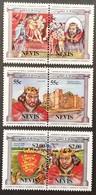 Nevis British Monarchs - West Indies