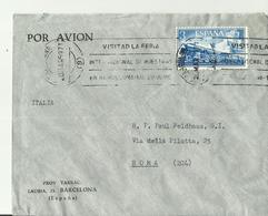 ESPANA CV 1954 - 1951-60 Lettres