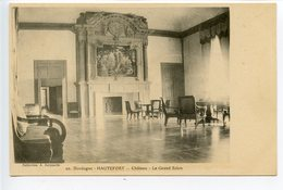 Hautefort Château Le Grand Salon - Other Municipalities