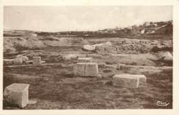 CARTHAGE - TUNISIE - Ruines Des Thermes - Tunisie