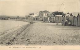 TUNISIE - BIZERTE - La Nouvelle Plage - Tunisie
