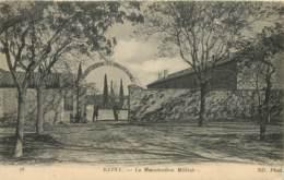ALGERIE - BATNA - La Manutention Militaire - Batna
