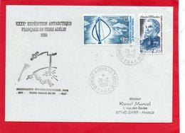 Pli XXXX°EX. Programme Franco Americain AWS ) - Stamps