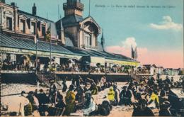 R028902 Calais. Le Bain De Soleil Devant La Terrasse Du Casino - Cartoline