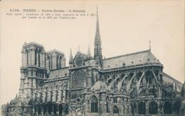 R028923 Paris. Notre Dame. L Abside. E. Le Deley. No 4128 - Cartes Postales