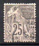 Col 14 / Colonies Emissions Générales N° 54 Oblitéré  Cote  3,00 € - Alphée Dubois