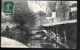 45, Courtenay, Lavoir Des Ponts - Courtenay