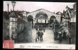 45, Courtenay, La Halle Aux Bles - Courtenay