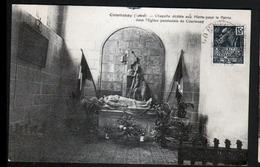 45, Courtenay, Chapelle Dediee Aux Morts Pour Lapatrie - Courtenay