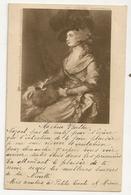 113 - MRS Siddons - Gainsborough - Peintures & Tableaux