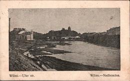 ! Alte Ansichtskarte Aus Wina, Wilno, Vilnius, 1916, Litauen - Litauen