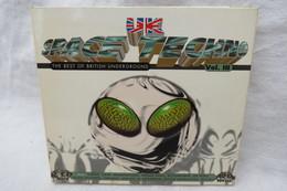 "2 CDs ""Space Techno"" The Best Of British Underground, Vol. III - Dance, Techno & House"
