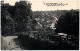 37 CHATEAURENAULT - Le Site Du Moulinet - Andere Gemeenten
