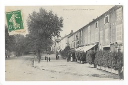 MONTBRISON  (cpa 42)  Boulevard Carnot  -  L 1 - Montbrison