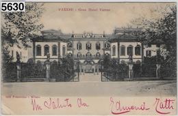 Varese - Grand Hotel Excelsior - Varese