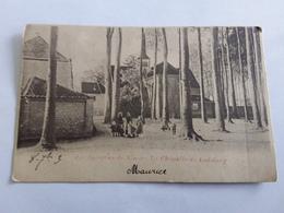 Postkaart Ninove La Chapelle Ledeberg Ca 1905 - Ninove