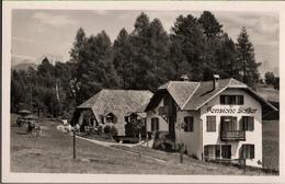! Alte Ansichtskarte Aus Renon, Ritten, Pensione Staffler - Italia