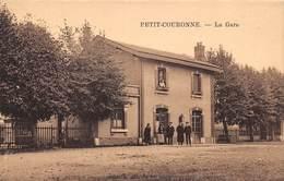 PETIT-COURONNE - La Gare - France