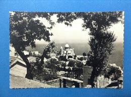 Cartolina Formato Grande Non Viaggiata Algeria Alger Notre Dame D'Afrique Cattedrale - Algeri