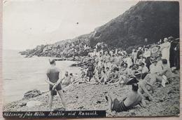 Sweden Hälsning Från Mölle Ransvik 1910 - Svezia